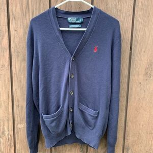 Ralph Lauren Polo Cardigan Sweater